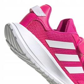 Buty adidas Tensaur Run Jr EG4145 różowe 4