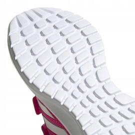 Buty adidas Tensaur Run Jr EG4145 różowe 5