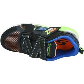 Buty Skechers Erupters Ii Jr 90552L-BBLM czarne 2