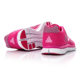 Buty biegowe Peak E41308H W PE00375-PE00380 różowe 5