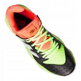 Buty adidas Harden Stepback M EF9890 zielone wielokolorowe 3