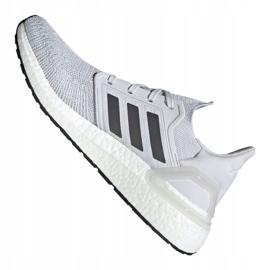 Buty adidas UltraBoost 20 M EG0694 szare 1