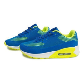 Sportowe obuwie do biegania DN3-8 Royal niebieskie 2