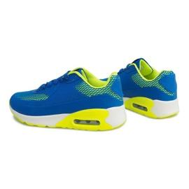 Sportowe obuwie do biegania DN3-8 Royal niebieskie 3