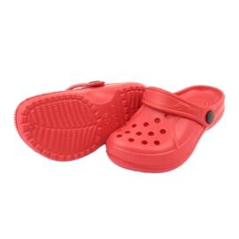Befado inne obuwie dziecięce - czerwony 159X005 czerwone 6