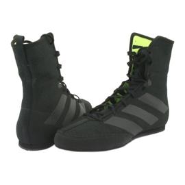 Buty adidas Box Hog 3 F99921 czarne 4