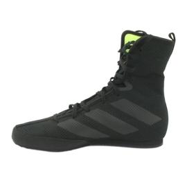 Buty adidas Box Hog 3 F99921 czarne 2