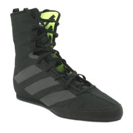 Buty adidas Box Hog 3 F99921 czarne 1