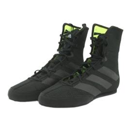 Buty adidas Box Hog 3 F99921 czarne 3