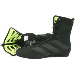 Buty adidas Box Hog 3 F99921 czarne 5