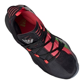 Buty adidas Dame 6 M EF9866 wielokolorowe czarne 5