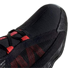 Buty adidas Dame 6 M EF9866 wielokolorowe czarne 6