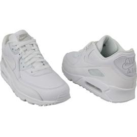 Buty Nike Air Max 90 Ltr M 302519-113 białe 3