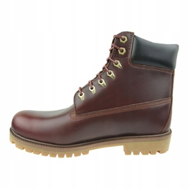 Buty Timberland Heritage 6 In Wp Boot M A22W9 brązowe 1