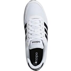 Buty adidas V Racer 2.0 M B75796 białe 1