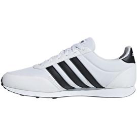 Buty adidas V Racer 2.0 M B75796 białe 2