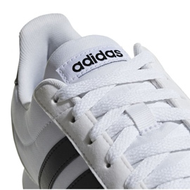Buty adidas V Racer 2.0 M B75796 białe 4