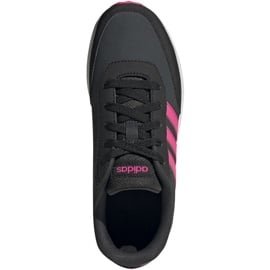 Buty adidas Vs Switch 2 K Jr G25920 czarne 1