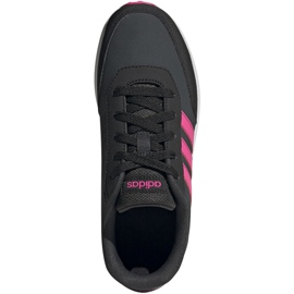 Buty adidas Vs Switch 2 K Jr G25920 czarne 1