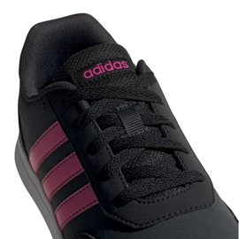 Buty adidas Vs Switch 2 K Jr G25920 czarne 3