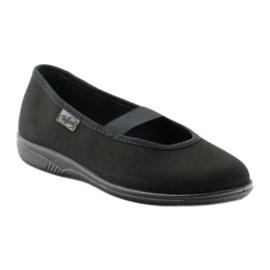 Befado obuwie dziecięce 274Y004 czarne 2