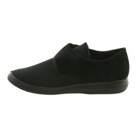 Befado obuwie męskie pu 036M006 czarne 3