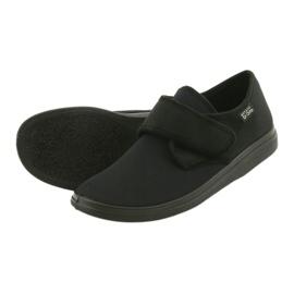 Befado obuwie męskie pu 036M006 czarne 5