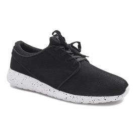 Czarne obuwie sportowe Roshe 1
