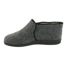 Befado obuwie męskie 730M045 szare 3