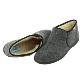 Befado obuwie męskie 730M045 szare 5