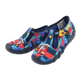 Befado obuwie dziecięce 110P373 4