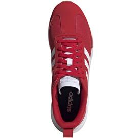 Buty adidas Run60S M EG8689 czerwone 1