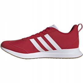 Buty adidas Run60S M EG8689 czerwone 2