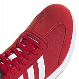 Buty adidas Run60S M EG8689 czerwone 3