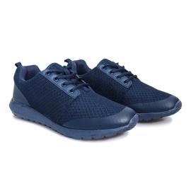 Granatowe obuwie sportowe Cosmo Classic 2