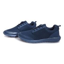 Granatowe obuwie sportowe Cosmo Classic 3