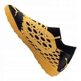 Buty Puma Future 5.3 Netfit Tt M 105798-03 czarny, żółty żółte 1