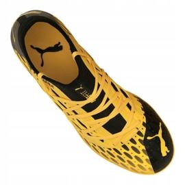 Buty Puma Future 5.3 Netfit Tt M 105798-03 czarny, żółty żółte 3