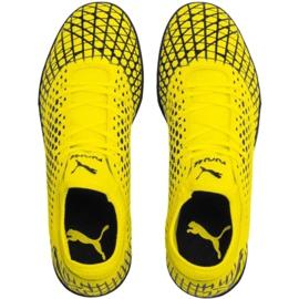 Buty piłkarskie Puma Future 4.4 Tt M 105690 03 żółty 8