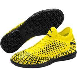 Buty piłkarskie Puma Future 4.4 Tt M 105690 03 żółty 11