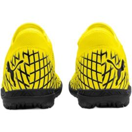 Buty piłkarskie Puma Future 4.4 Tt M 105690 03 żółty 12