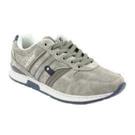 Buty Sportowe McBraun 0881 grey 1