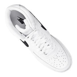 Buty Nike Court Vision Mid M CD5466-101 białe 2