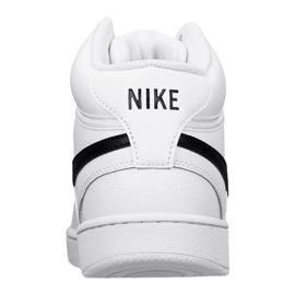 Buty Nike Court Vision Mid M CD5466-101 białe 4