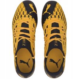 Buty piłkarskie Puma Future 5.3 Netfit Fg Ag M 105756 03 żółte żółte 1
