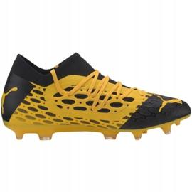 Buty piłkarskie Puma Future 5.3 Netfit Fg Ag M 105756 03 żółte żółte 2