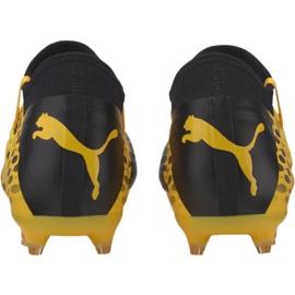 Buty piłkarskie Puma Future 5.3 Netfit Fg Ag M 105756 03 żółte żółte 4