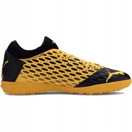 Buty piłkarskie Puma Future 5.4 Tt M 105803 03 żółte żółty 2