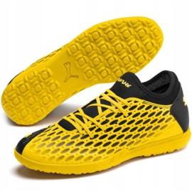 Buty piłkarskie Puma Future 5.4 Tt M 105803 03 żółte żółty 3
