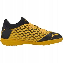 Buty piłkarskie Puma Future 5.4 Tt Jr 105813 03 żółte żółty 2